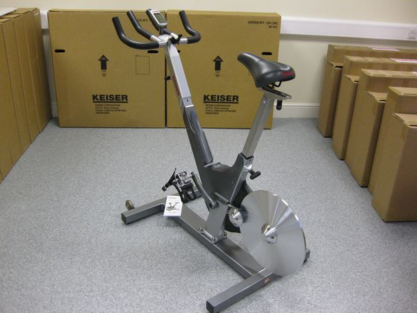Used Keiser M3 Indoor Cycling Machines Rowhire Used