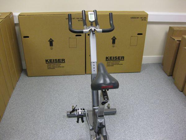 keiser machine for sale