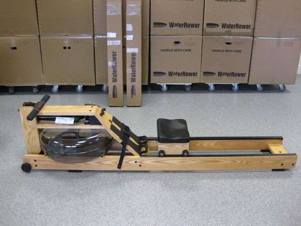 used water rowing machine for sale